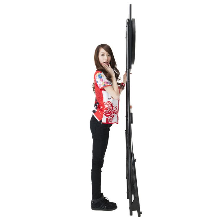 Darts Artemis Dee craft folding can be free-standing DART Board stand