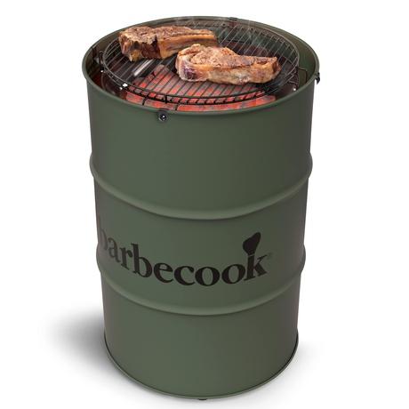 【正規輸入代理店】【グリルブラシプレゼント】barbecook 223.6030.000 エドソン(アーミーグリーン) グランピング BBQ