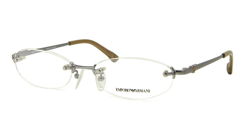EMPORIO ARMANI(emporioarumani)度從屬于的眼鏡安排EA1066J-630(金屬)10P23Sep15