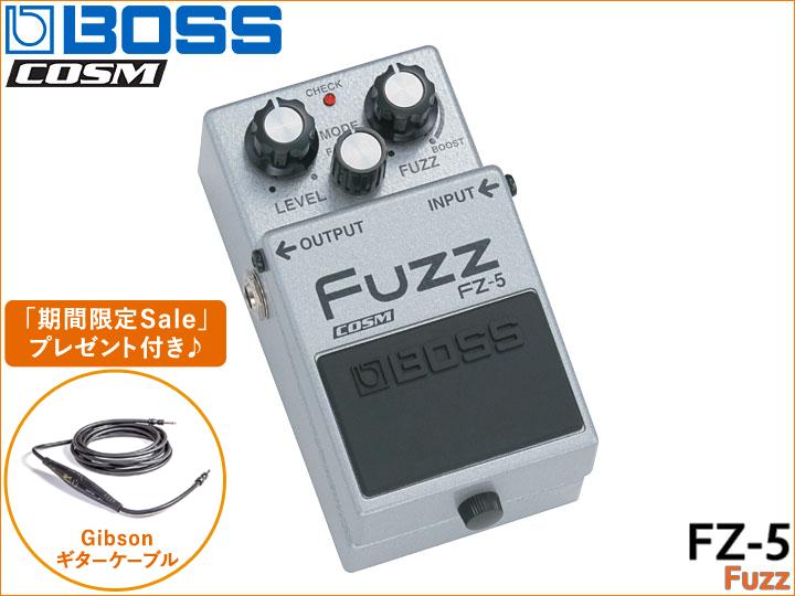 【期間限定!特典付き】【送料無料 Fuzz】BOSS ファズ FZ-5 ファズ Fuzz ボスコンパクトエフェクター FZ-5【ラッキーシール対応】, 良生活:e806f98b --- emitsubishi.ru