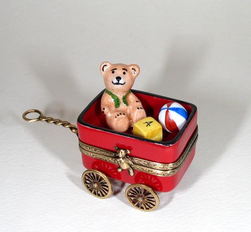 おもちゃ入れのワゴン