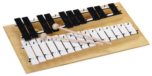メタロフォン(25音) goldon【ミュージック・フォ・リビング/ MUSIC FOR LIVING】【知育玩具・知育楽器・楽器玩具】02P03Dec16