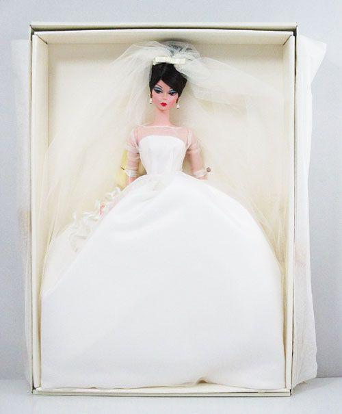 【Barbie/バービー】ファッションモデルコレクション『マリア・テレサ』MariaTherese・ウェディング・ドール・コレクション