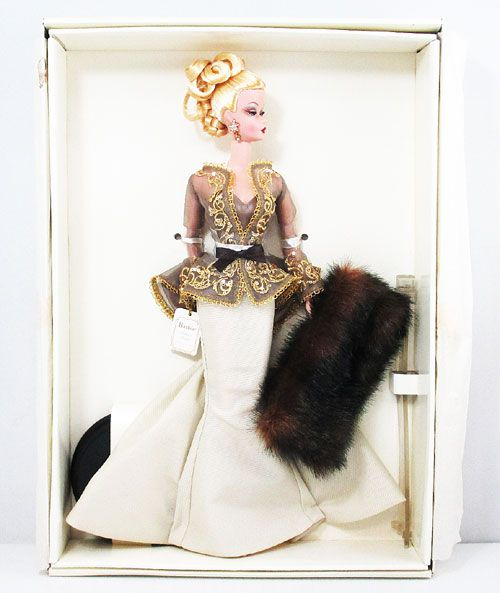 ◎【Barbie/バービー】ファッションモデルコレクション『カプチーヌ』Capucinu・ドール・コレクション