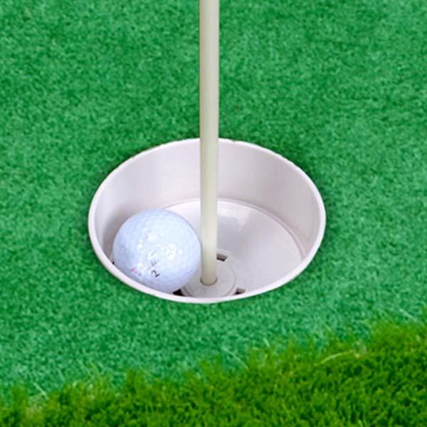 ゴルフ練習 オーバーのアイテム取扱☆ スイング練習 パット パッティング練習 ゴルフポールポスト ゴルフポール 本物 ゴルフ GY00012 ポールホスト