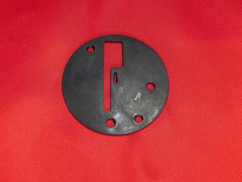 限定特価 pegasus ペガサス ミシンモデルNO.DH-10 DH10 針板 希望者のみラッピング無料 #155135