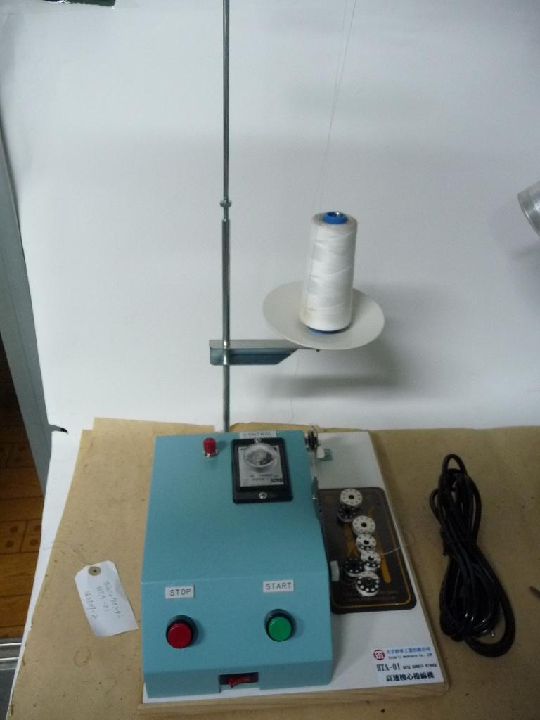 【新古品】 卓上型ボビンワインダー  SSM-HTA-01