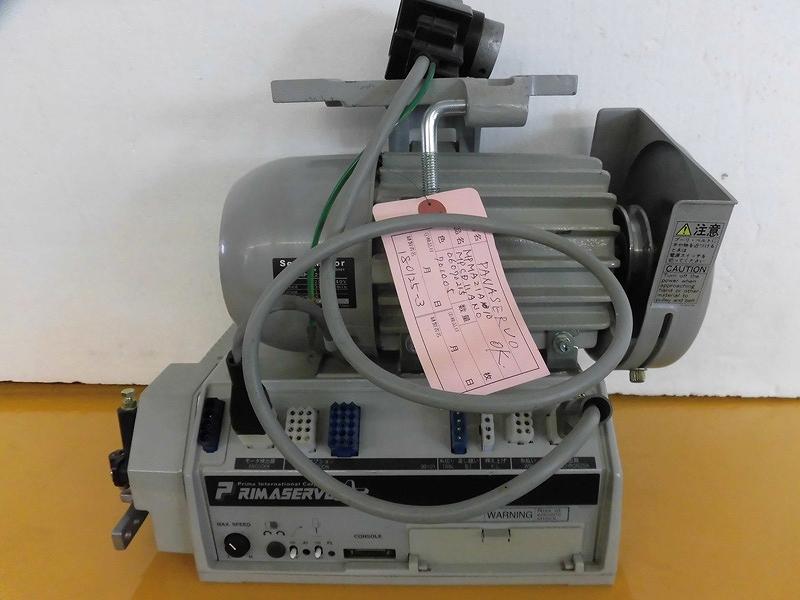 【中古】日本製。ナショナルパナサーボ MPMA21A10型 BOX:MPCD11ANO