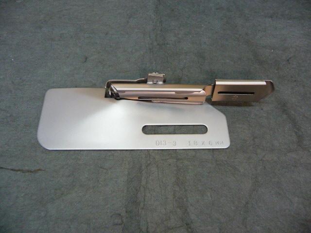 SSM-D13-3 入手困難 40%OFFの激安セール 三ツ巻カノコラッパ上置式 18x6mm SSM-71