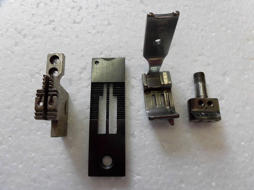 中古 2本針本縫い針送りミシン 引き出物 ゲージセット バースデー 記念日 ギフト 贈物 お勧め 通販 16 3