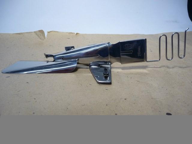 【新品】メートライン2つ巻ラッパ SSM-60  28mm