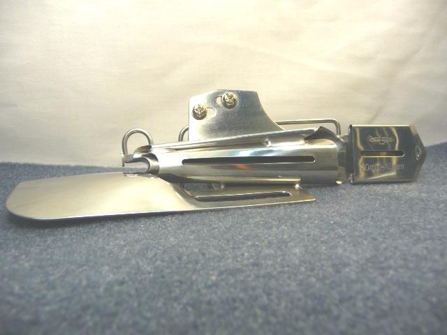 新品 三ッ巻カノコラッパ上置き式 新商品 SSM-D13-3 30×10A