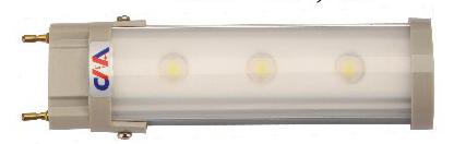 新品 ミシンライトWith LED 送料無料でお届けします 4W UV-Lamp 98Kのライトに4Wのブラックライト管付き Tube 安定器入り 毎週更新