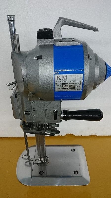 【中古】KM裁断機 日本製 KS-AU 7インチ 縦刃裁断機 弊社にて整備済み、新品と同じく6か月の保証付。