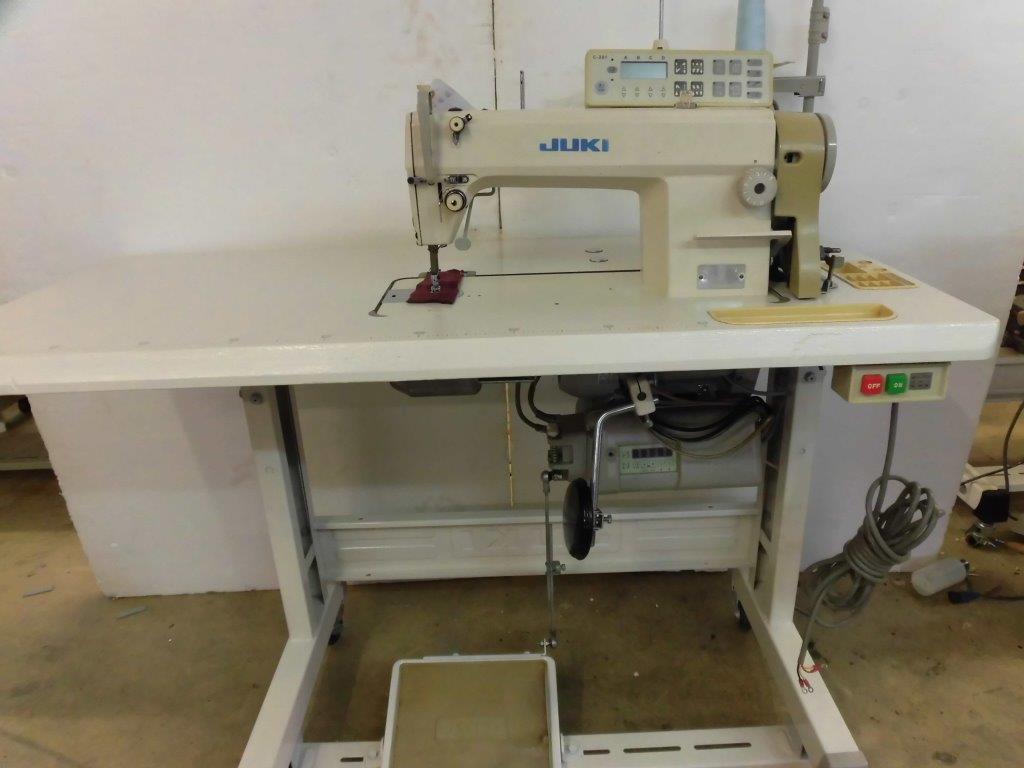 【中古】 JUKI自動糸きりミシン モデルNO-DDL-5581N