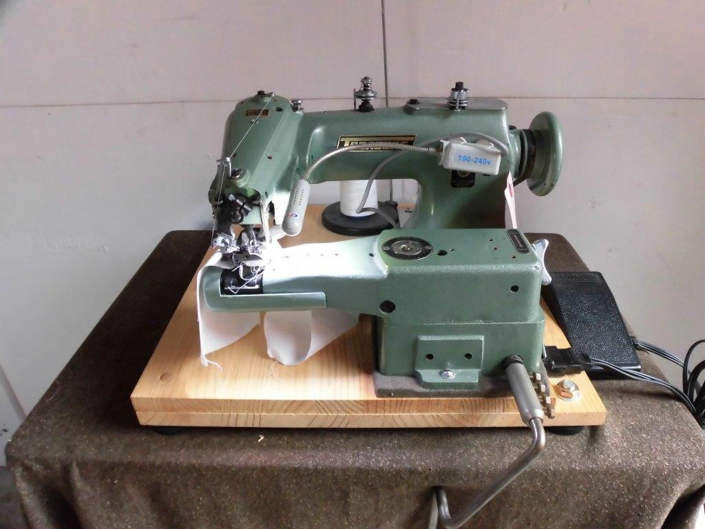 N360977 【中古】奈良ミシン トレージャー  スクイ縫いミシン BS-101型