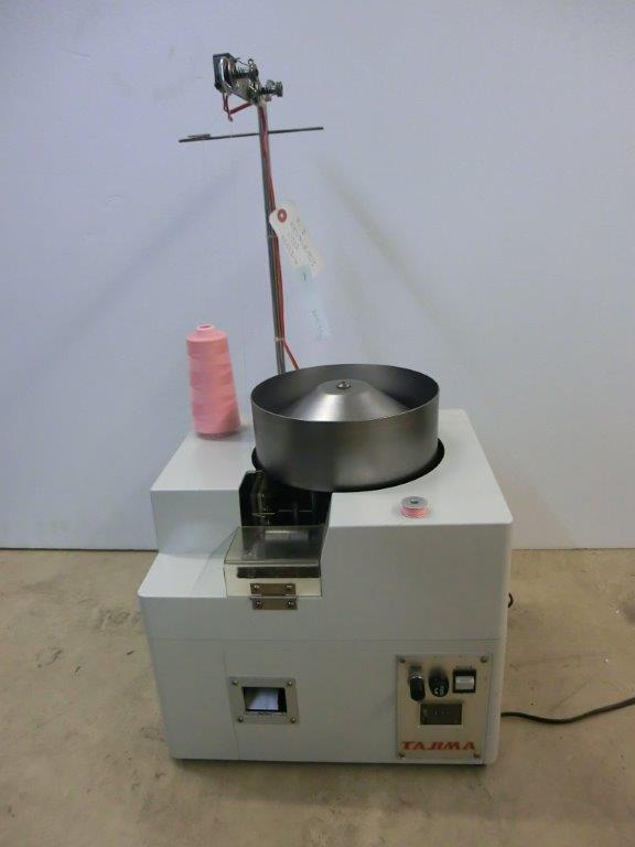 【中古】日本製。タジマ ボビンワインダーTUS。家庭電源100V仕様。弊社にて整備済み。