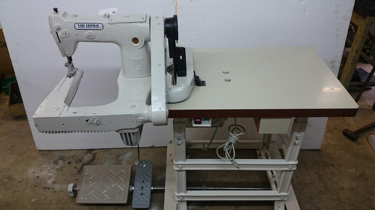 改造腕型ニードルパンチミシン モデルNO-SSMー261-13型