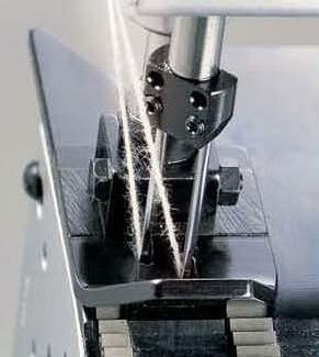 【新品】袋縫い鎖縫い二本針二本糸ミシン AK-7A-2型