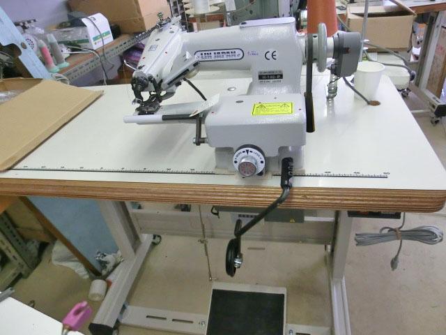 【新品】 SSM H-140 靴下縫いミシン 頭部のみ糸切装置付き テーブル・脚・モーターは、別見積もりとなります。
