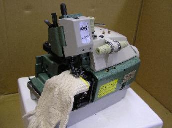 【新品】SSM-942 一本針オーバーロックミシン 頭部のみ 海外発送も対応します。
