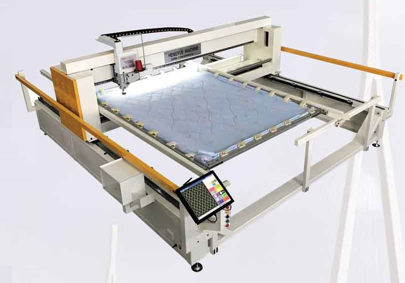 【新品】布団の自動縫製ミシンです。コンホーター SSM-HYM-26