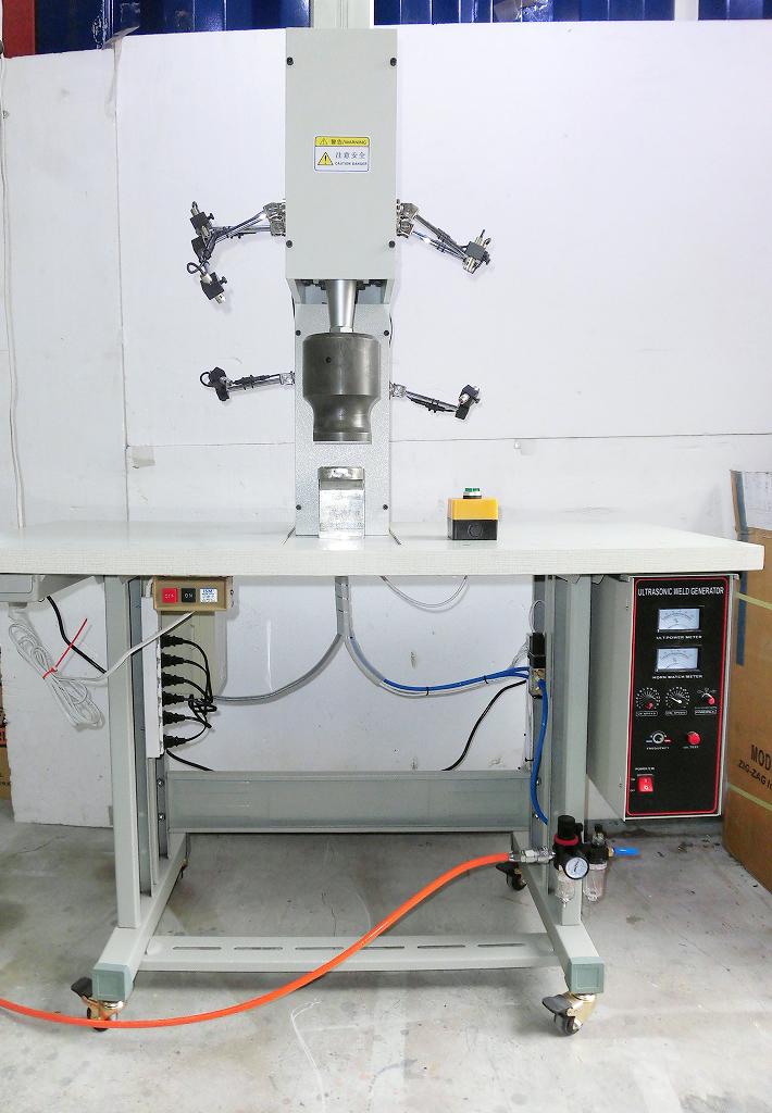超音波裁断機 SSM-TC-DT8823型 単相100V仕様