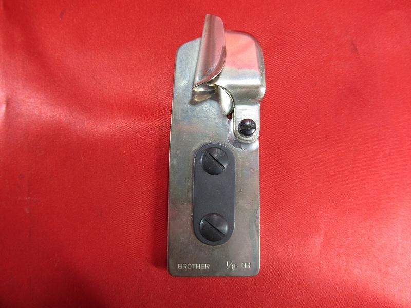 【新品】ブラザー BROTHER ブラザー腕型ミシンDT6-B925型用ラッパ 1/8MM