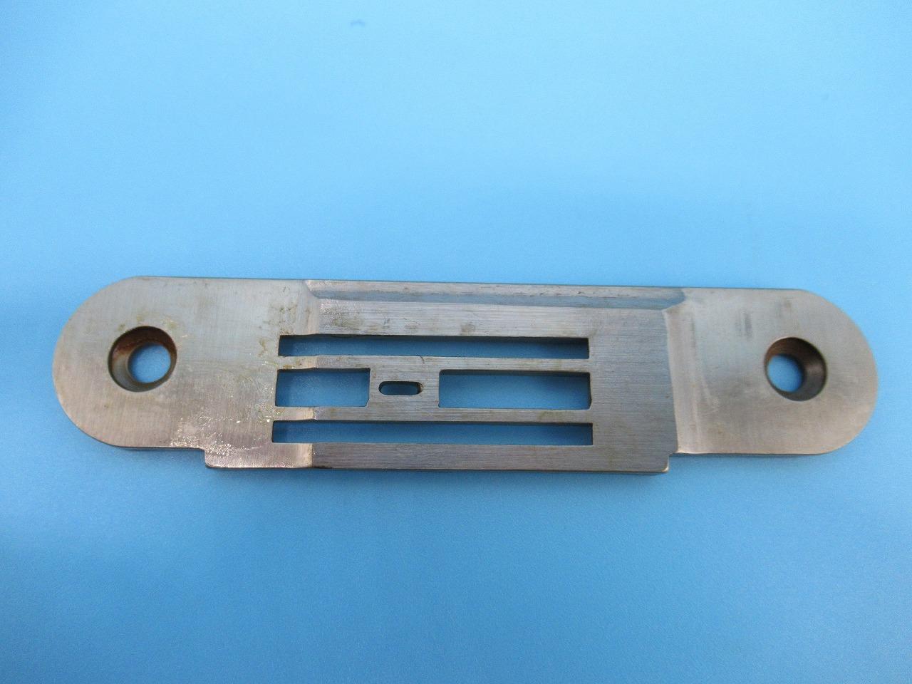 新品 シンガー 147型用 針板 1本針 引き出物 サービス