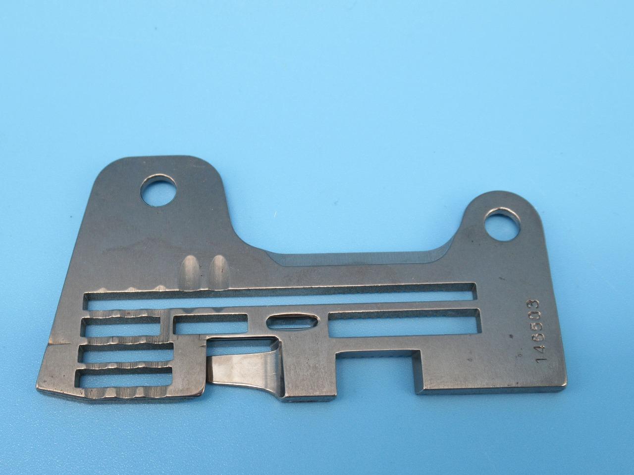 新品 日本製 ブラザーBROTHER ブラザー 販売実績No.1 ミシン針板 MA4-B551 おすすめ特集 パーツNO:146503-001です