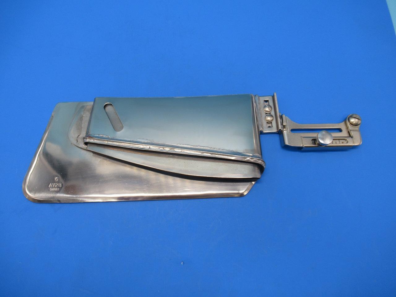 新品 SUISEI A72B型 スクイ縫いミシン用 高品質 回転三巻ラッパ 6mmサイズ 出色