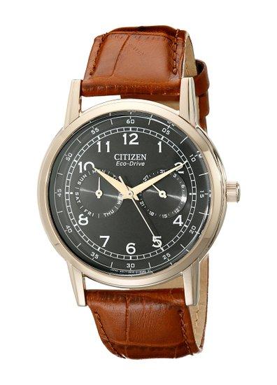 シチズン Citizen 男性用 腕時計 メンズ ウォッチ ブラック AO9003-08E 送料無料 【並行輸入品】