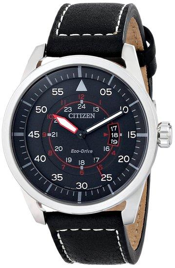シチズン Citizen 男性用 腕時計 メンズ ウォッチ ブラック AW1361-01E 送料無料 【並行輸入品】