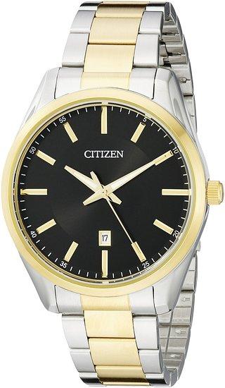 シチズン Citizen 男性用 腕時計 メンズ ウォッチ ブラック BI1034-52E 送料無料 【並行輸入品】