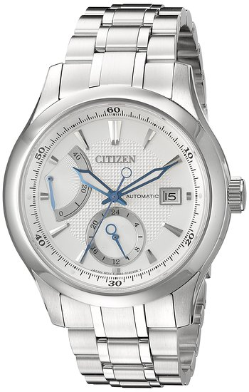 シチズン Citizen 男性用 腕時計 メンズ ウォッチ シルバー NB3010-52A 送料無料 【並行輸入品】