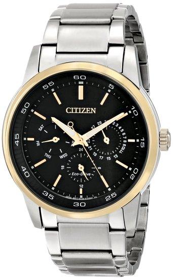 シチズン Citizen 男性用 腕時計 メンズ ウォッチ ブラック BU2014-56E 送料無料 【並行輸入品】