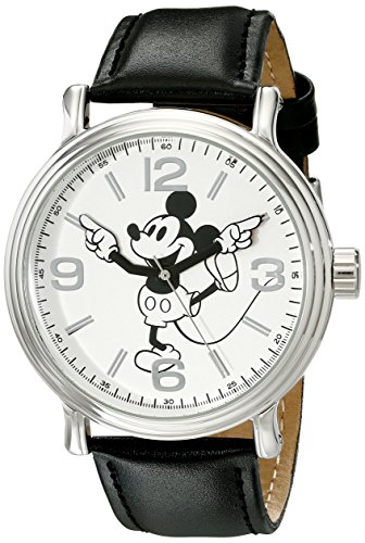 ディズニー Disney 男性用 腕時計 メンズ ウォッチ ホワイト W001853 送料無料 【並行輸入品】