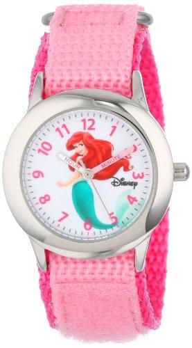 ディズニー Disney 子供用 腕時計 キッズ ウォッチ ホワイト W000958 送料無料 【並行輸入品】
