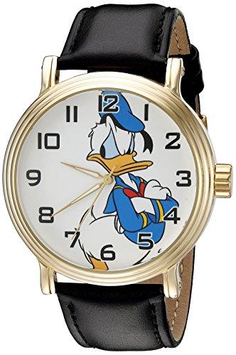 ディズニー Disney 男性用 腕時計 メンズ ウォッチ ホワイト W002332 送料無料 【並行輸入品】