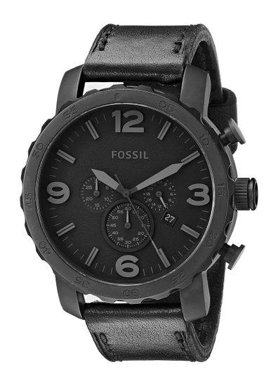 フォッシル ( Fossil ) 男性用 腕時計 メンズ ウォッチ クロノグラフ ブラック 【 JR1354 】 送料無料 【並行輸入品】