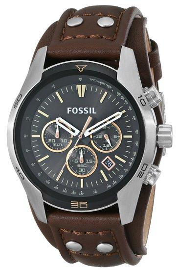 フォッシル ( Fossil ) 男性用 腕時計 メンズ ウォッチ クロノグラフ ブラック 【 CH2891 】 送料無料 【並行輸入品】