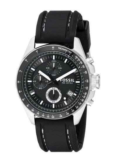 フォッシル ( Fossil ) 男性用 腕時計 メンズ ウォッチ クロノグラフ ブラック 【 CH2573 】 送料無料 【並行輸入品】