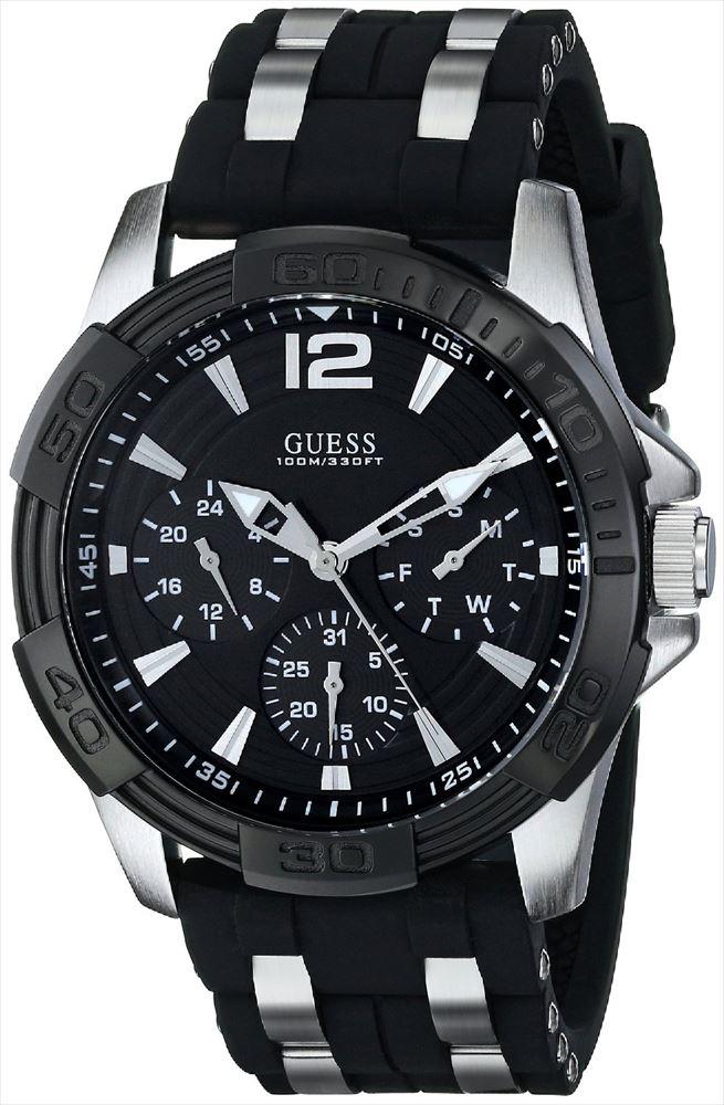 ゲス GUESS 男性用 腕時計 メンズ ウォッチ ブラック U0366G1 送料無料 【並行輸入品】