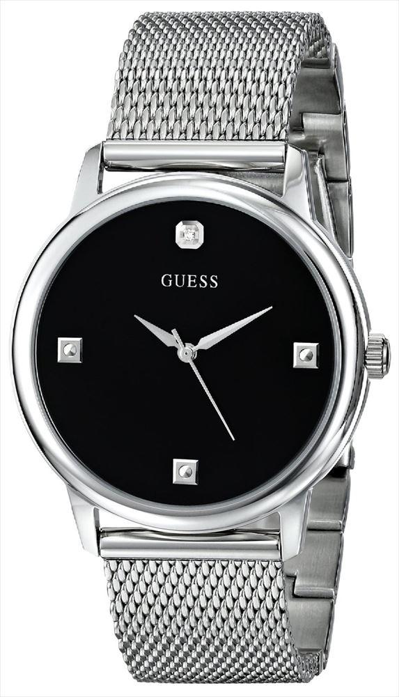 ゲス GUESS 男性用 腕時計 メンズ ウォッチ ブラック U0280G1 送料無料 【並行輸入品】