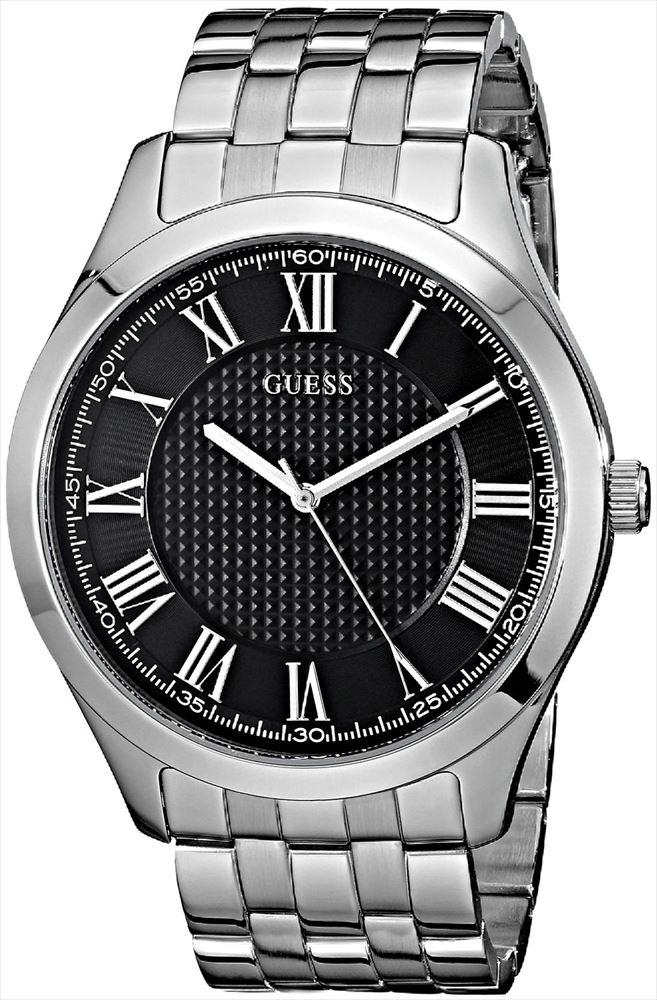 ゲス GUESS 男性用 腕時計 メンズ ウォッチ ブラック U0476G1 送料無料 【並行輸入品】