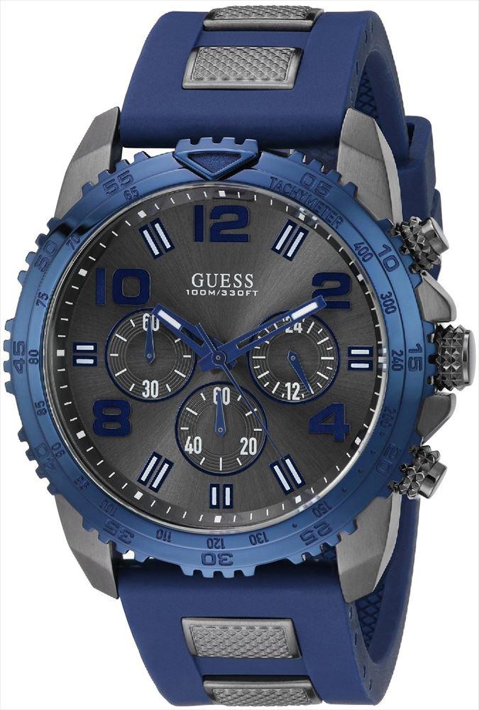 ゲス GUESS 男性用 腕時計 メンズ ウォッチ グレー U0599G2 送料無料 【並行輸入品】