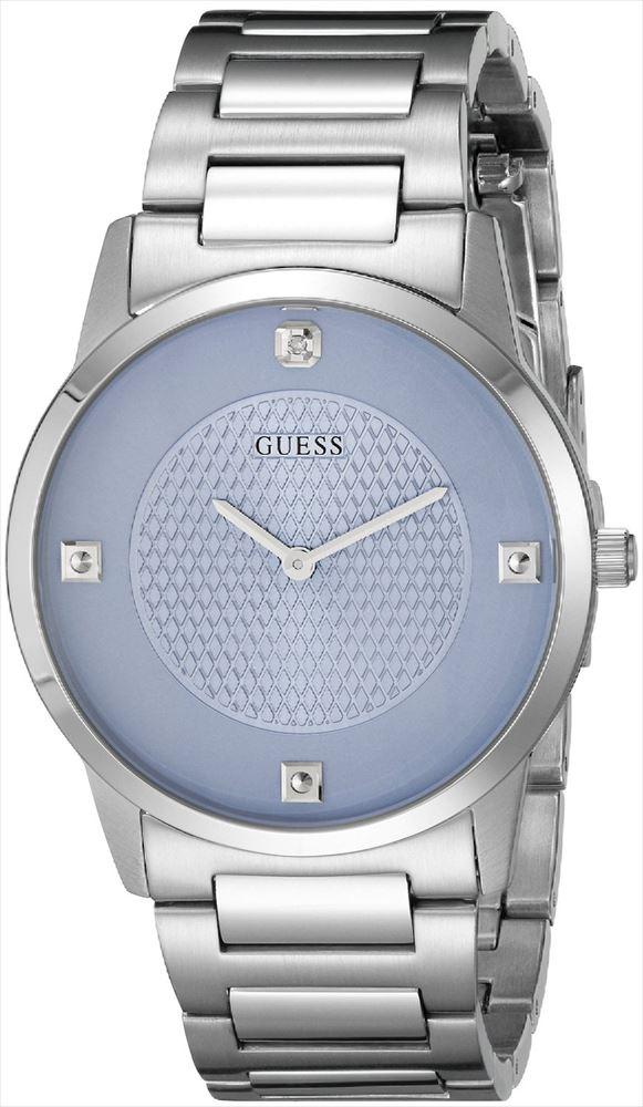ゲス GUESS 男性用 腕時計 メンズ ウォッチ ブルー U0428G2 送料無料 【並行輸入品】