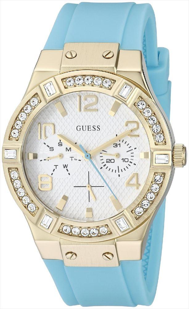 ゲス GUESS 女性用 腕時計 レディース ウォッチ ホワイト U0426L3 送料無料 【並行輸入品】