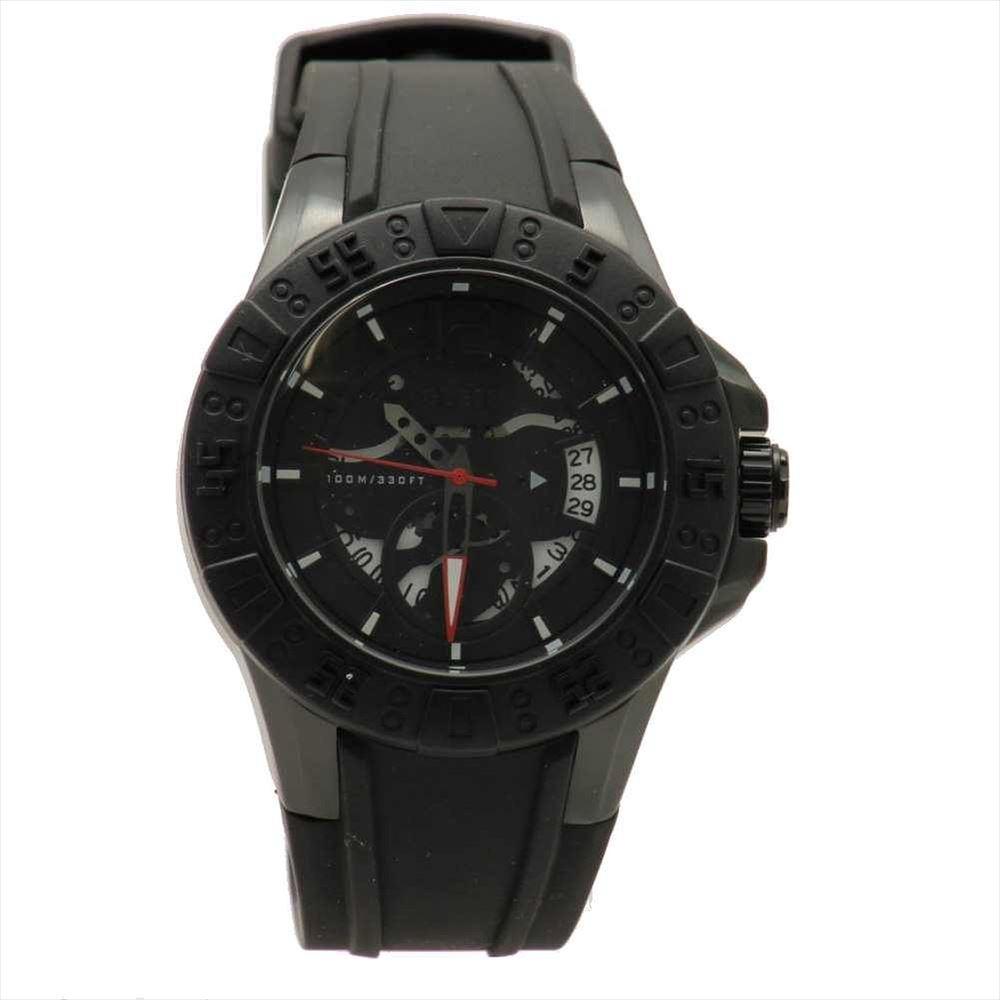 ゲス GUESS 男性用 腕時計 メンズ ウォッチ ブラック U0034G3 送料無料 【並行輸入品】