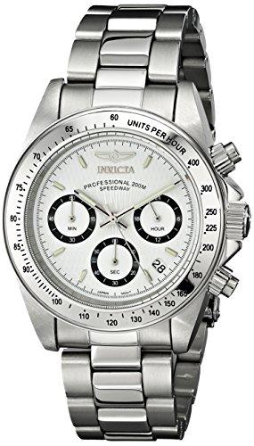 インビクタ Invicta インヴィクタ 男性用 腕時計 メンズ ウォッチ クロノグラフ ホワイト INVICTA-9211 送料無料 【並行輸入品】